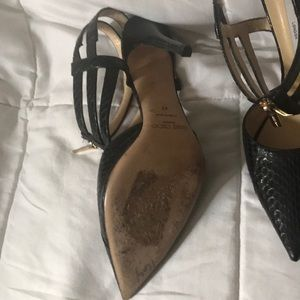Gently used Jimmy Choo heels